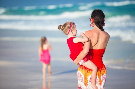 Vacances offre aux parents célibataires à Cervia