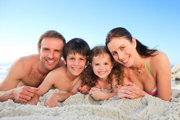 Vacances Fin Septembre à l'hôtel Riccione avec plans famille