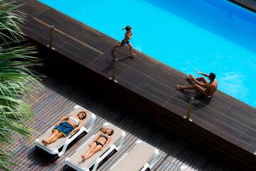 Ferragosto Holidays All Inclusive Riccione in hotel with entertainment and Mini Club