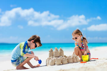 Holidays September Riccione in All Inclusive hotel with 1 CHILD FREE