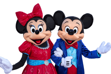 Familienangebot Disney Week August 2018