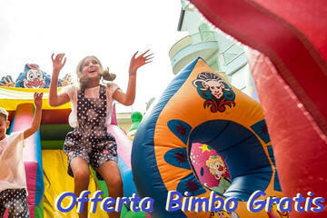 August Offer with 1 Child up to 5 years staying for free