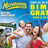 Offerta Pacchetto Hotel 3 stelle + Mirabilandia (biglietto bimbi, gratis fino ai 10 anni)!