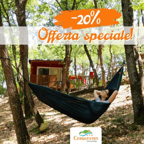 Save 20% on one-week stays!