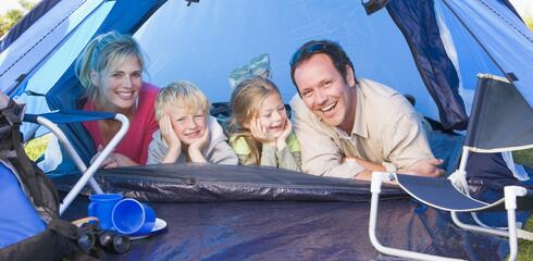 Stellplatz-Angebot: Frühling auf einem Campingplatz in Cesenatico