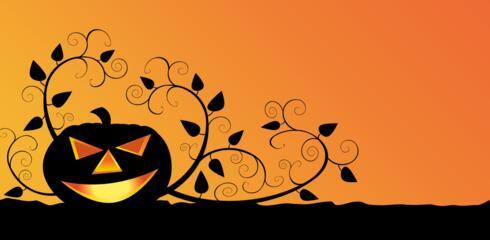 Halloween aanbieding op de camping bij Cesenatico met gratis toegang tot Mirabilandia