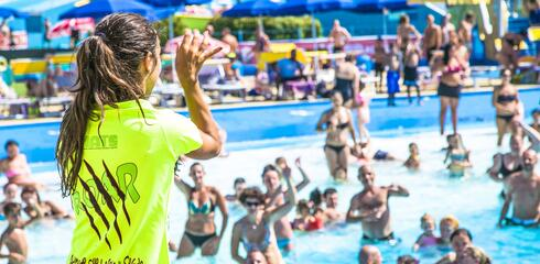 June Offer at Cesenatico Camping with pool, animation and children staying free of charge