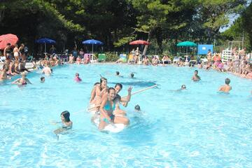 Opportunity of July in chalet in campsite of Bibione