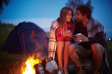 Offerta speciale di fine agosto e settembre piazzole in campeggio a Bibione Pineda