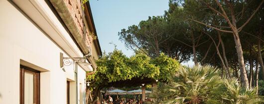 Een week all inclusive in Toscane in een stacaravan of tent