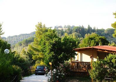 Ferier i juli i Toscana: Tilbud på mobile home