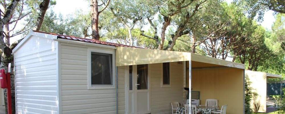 May offer in mobile home