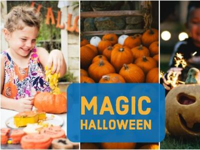 Halloween A Gardaland.Magic Halloween Getaway In A Holiday Resort On Lake Garda Near Gardaland