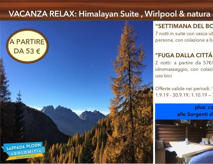 RELAX HOLIDAY: Himalayan Suite, Whirlpool & nature