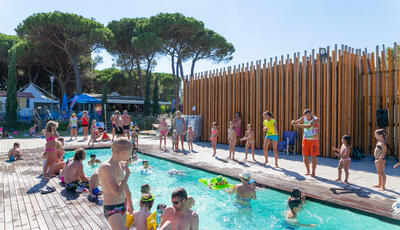 Offer for September in Cesenatico at campsite in the pinewoods with CHILDREN STAYING FOR FREE
