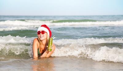 Offerta Vacanze Natale, Capodanno ed Epifania a Cesenatico in campeggio con navetta per il centro