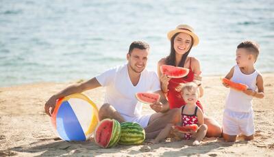 Angebot für Juni in Cesenatico auf Campingplatz mit Pool mit Restaurant