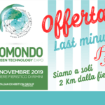 Last minute. Hotel economico sul mare Rimini per Fiera Ecomondo-Ri3-Key Energy.