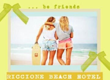 SPECIAL OFFER - HOLIDAY MAY 1ST- RICCIONE