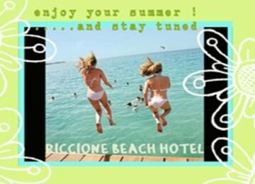 Offer Late July / Early August Riccione - Special Young