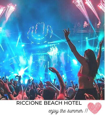 DISCOTECHES TO RICCIONE - Young Specials