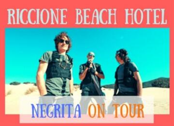 offerta NEGRITA1 Luglio 2018 Rimini Park Rock