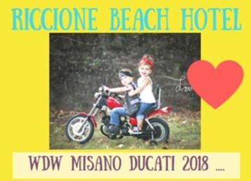 Offerta World Ducati Week WDW 2018 Misano World Circuit