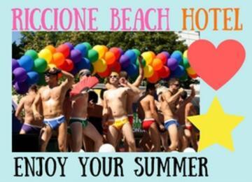Offerta Rimini Summer Pride 28 luglio  2018