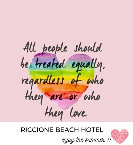 Offerta Rimini Summer Pride  luglio  2020