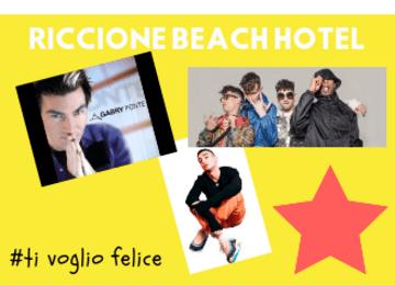 Concerto Capo Plaza - Dark Polo Gang - Gabry Ponte - 20 luglio Rimini Beach Arena