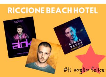 Concerto Anastasio, Alok e Burak Yeter - sabato 3 agosto Rimini Beach Arena