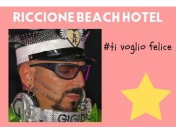 Gigi d'Agostino Altromondo Studios Rimini | 09 Agosto 2019 | Riccione Beach Hotel