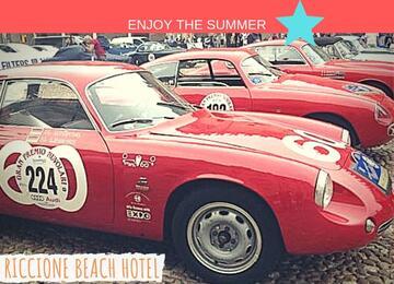 Offerta Gran Premio Nuvolari Rimini  Settembre 2020 - Riccione Beach Hotel