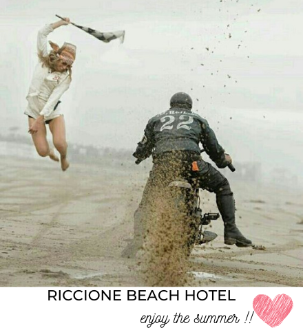Offer Nuvolari Grand Prix Rimini September 2020 - Riccione Beach Hotel