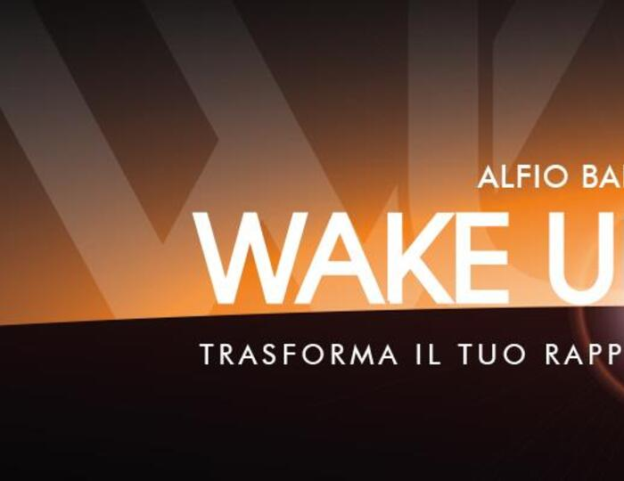 WAKE UP CALL ALFIO BARDOLLA