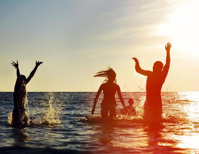 September, summer until the last warm sunshine