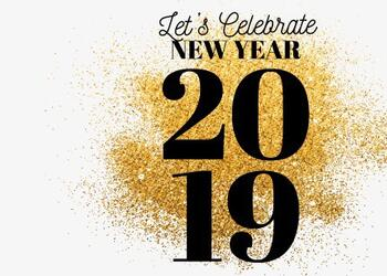 Spend the last night of the year with us ... New Year 2019 at Hotel Delle Fiere!
