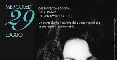 DIVA ITALIANA, Gala Show Dinner