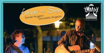 FATHER AND SON, Daniel e Donatello Angelini