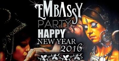 Embassy Happy New Year Party