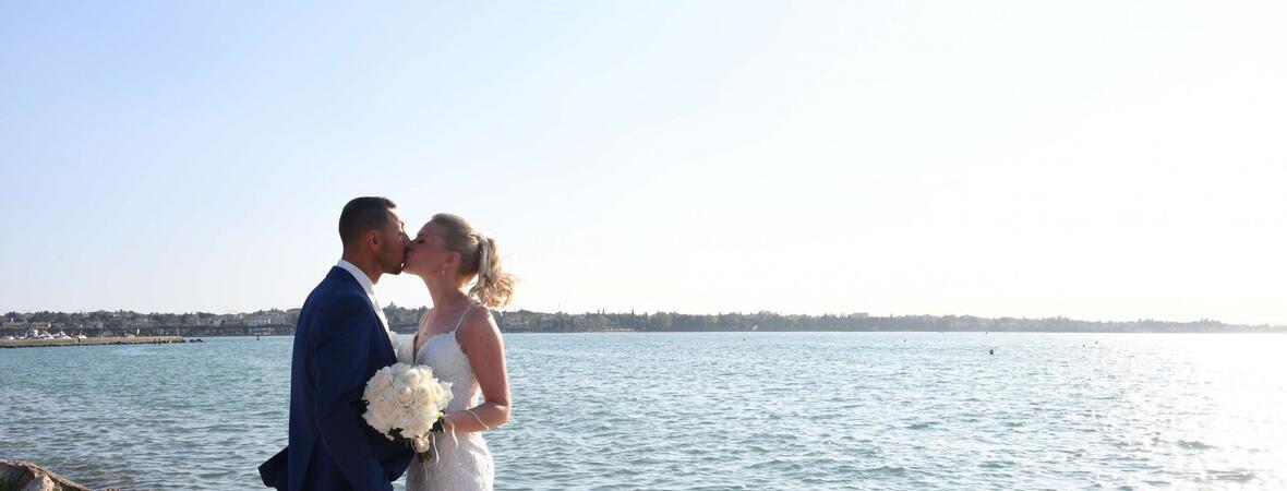 Hochzeitspaket in Peschiera del Garda
