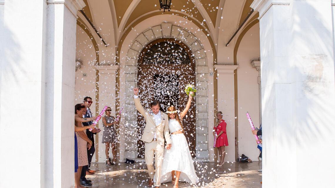Wedding package at Salò