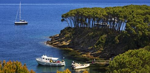 Detoxing September weekend in a natural reserve in the Elba Island
