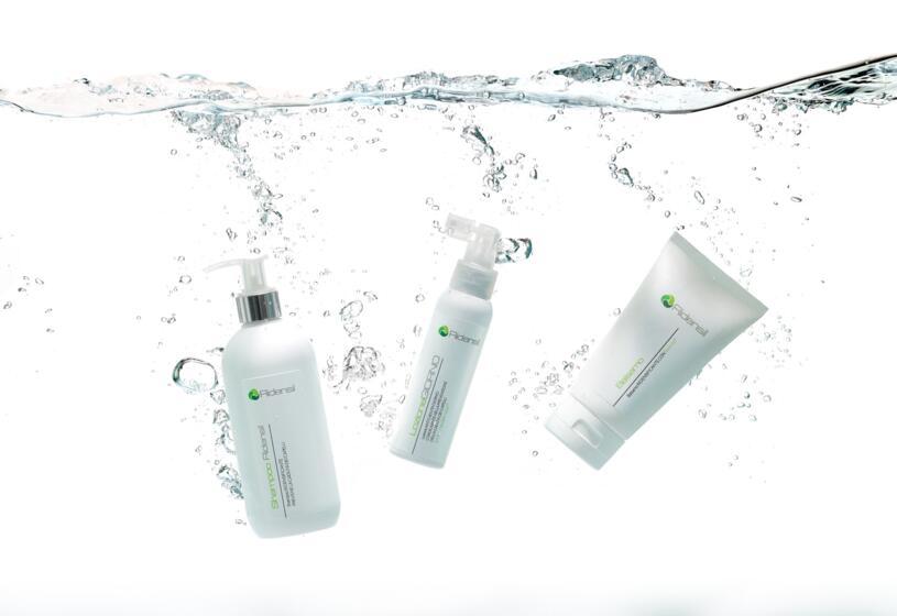 L'efficacia di uno shampoo anticaduta