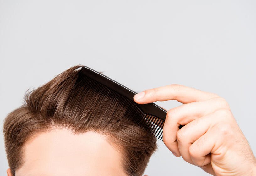 7 cause tipiche di rallentamento nella crescita dei capelli