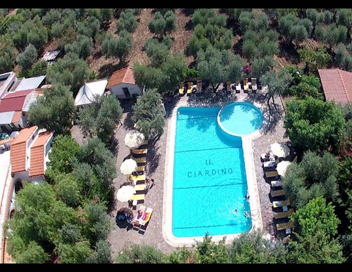 First week of opening May / June offer in the Gargano