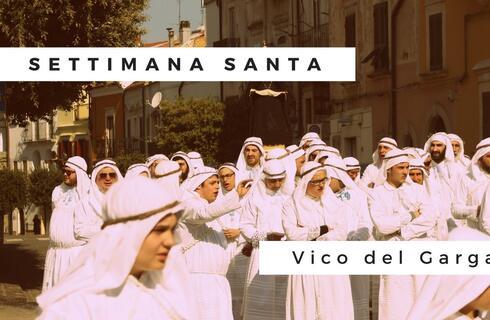 Offerta beb Pasqua nel Gargano - Settimana Santa a Vico