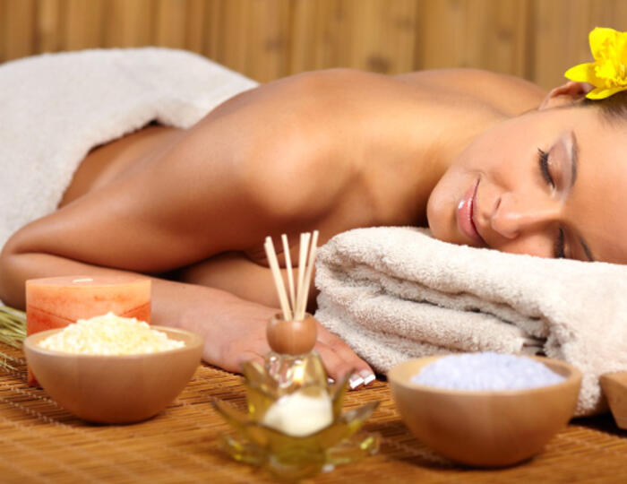 Wellness in the SUITE SPA with BIODINAMIC MASSAGE