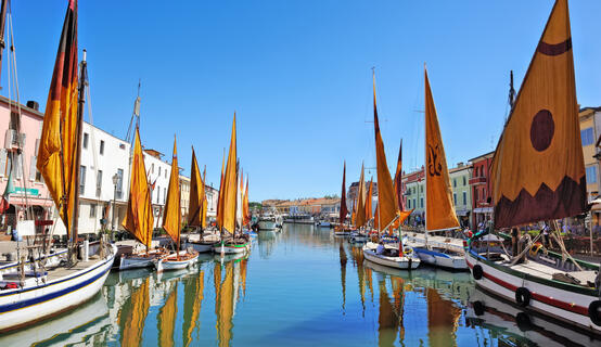Mid-August week at all-inclusive hotel in Cesenatico