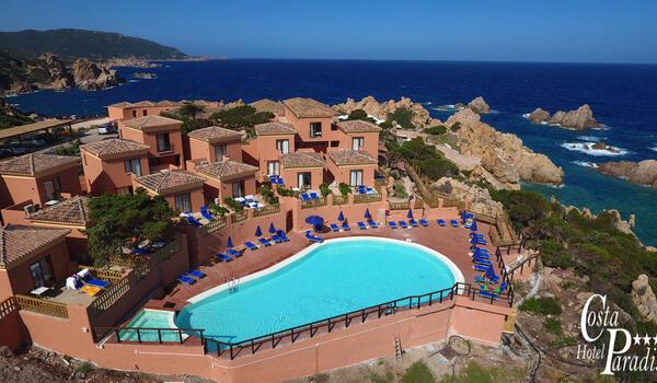Oferta especial Costa Paradiso 2021